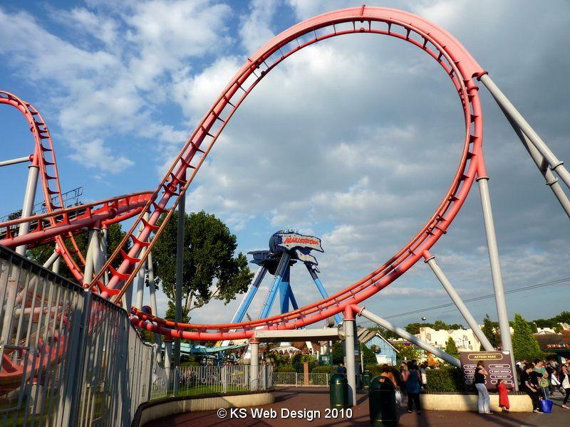 Theme Park Design Uk