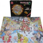 Wasgij Christmas 6 - Very merry xmas