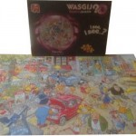 Wasgij Destiney 6 childs play