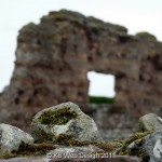 Wroxeter Bath House Ruins & Villa