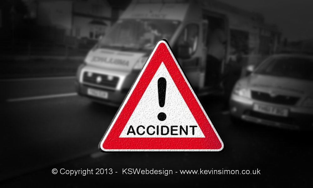 Traffic Accident by Brownhills School