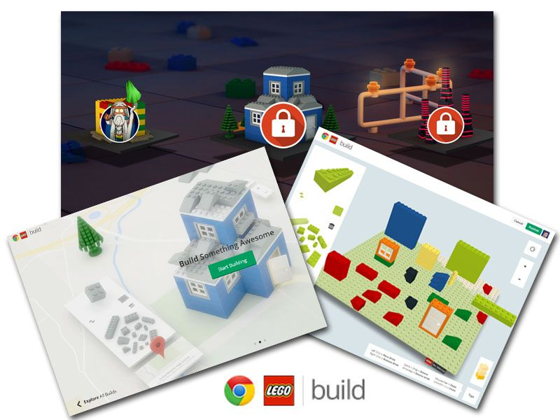 Build With Lego In Chrome