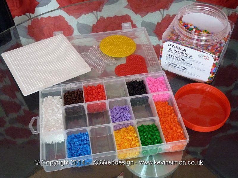 Hama / Fuse Beads Creations