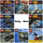 Daily Mail Lego Offer May 2014