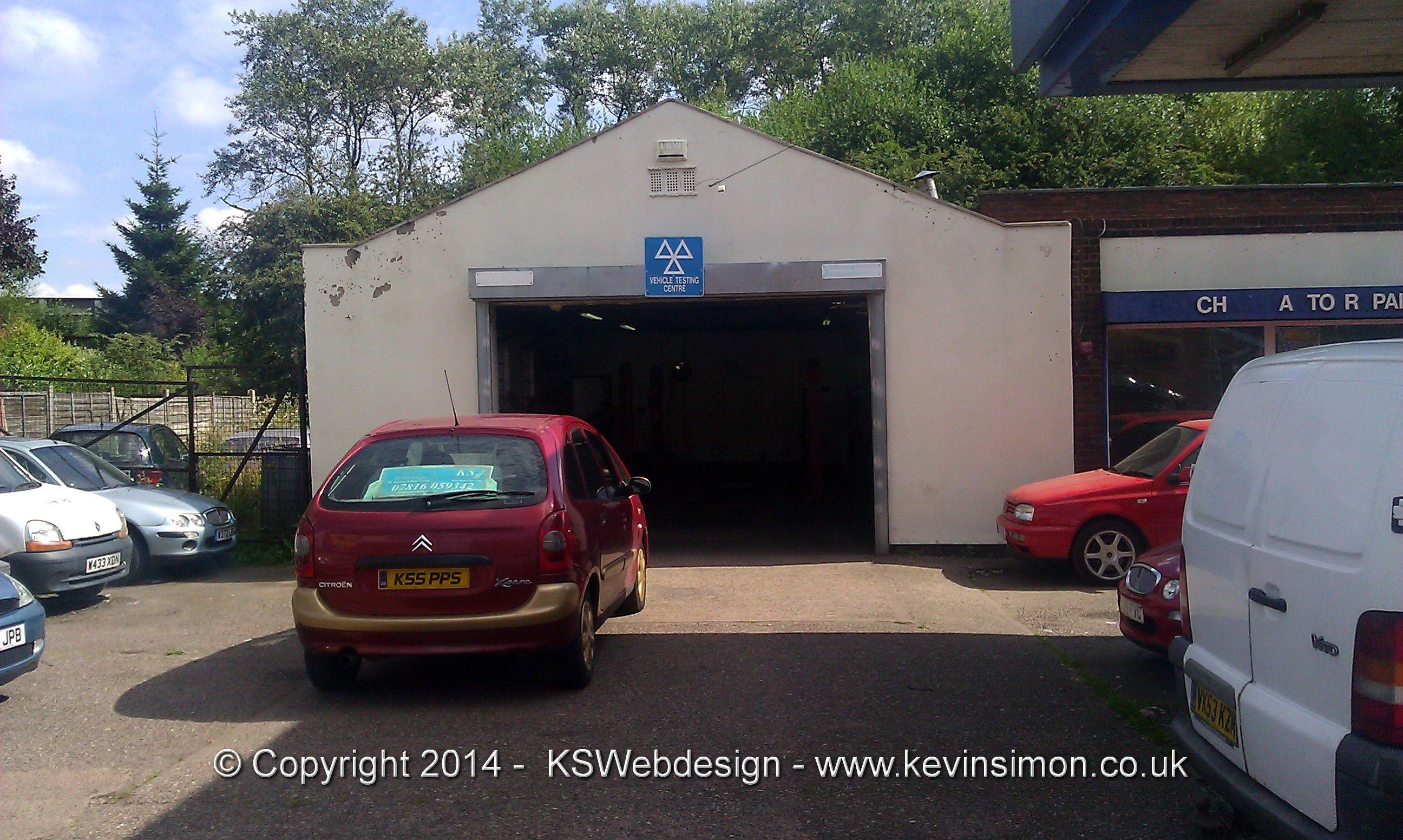 Chase Auto Repairs – Brownhills