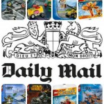 Daily Mail Lego offer Sept 2014