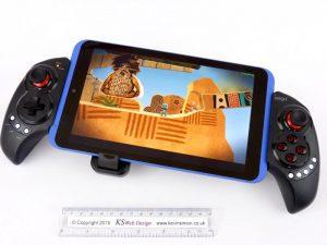 Ipega PG-9023 Tablet Game Controller Review -