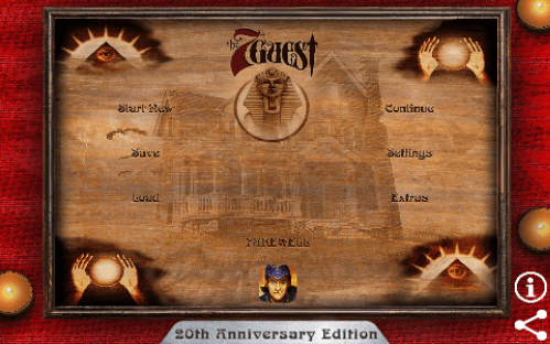 7th Guest 20th Anniversary – Android